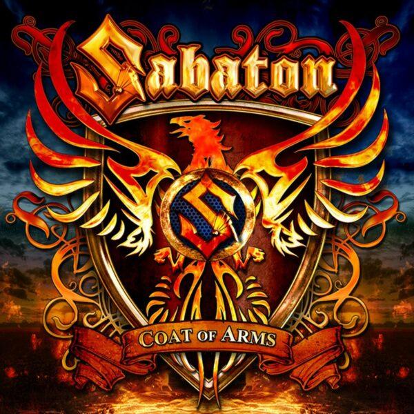 Sabaton - Coat & Arms, Gatefold, LP 1