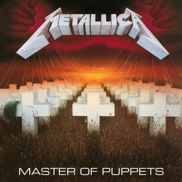 Metallica - Master Of Puppets, 180gr, LP 1