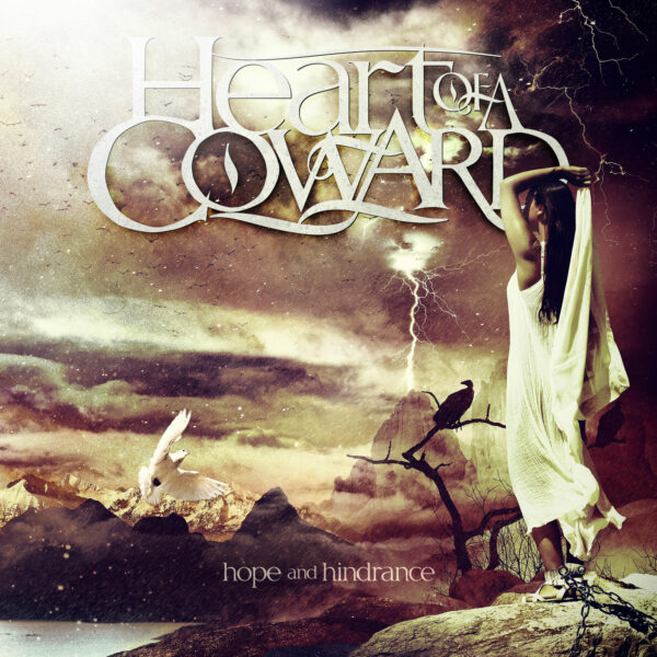 Heart Of A Coward - Hope And Hindrance, LP 1