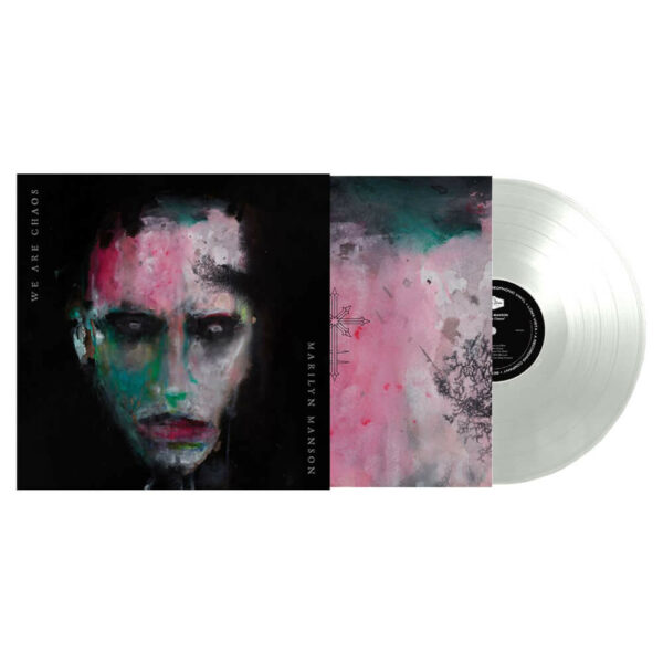 Marilyn Manson - We Are Chaos, Limited White Vinyl 1