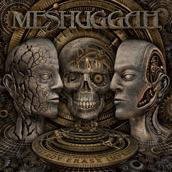 Meshuggah - Destroy Erase Improve, 2LP, Gatefold 1