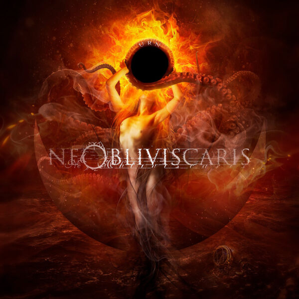 Ne Obliviscaris - Urn, 2LP, Gatefold, Limited Solid Red/Black Mixed Vinyl, 700 Copies 1