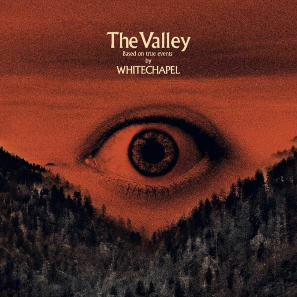 Whitechapel - The Valley, Limited Clear Vinyl, 500 Copies, 180gr, LP 1