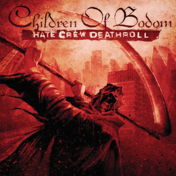 Children Of Bodom - Hate Crew Deathroll, 2LP, Gatefold 1