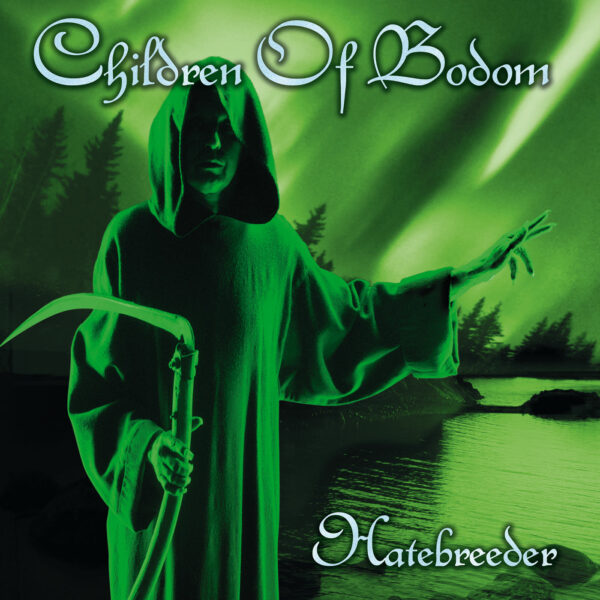 Children Of Bodom - Hatebreeder, 2LP, Gatefold 1
