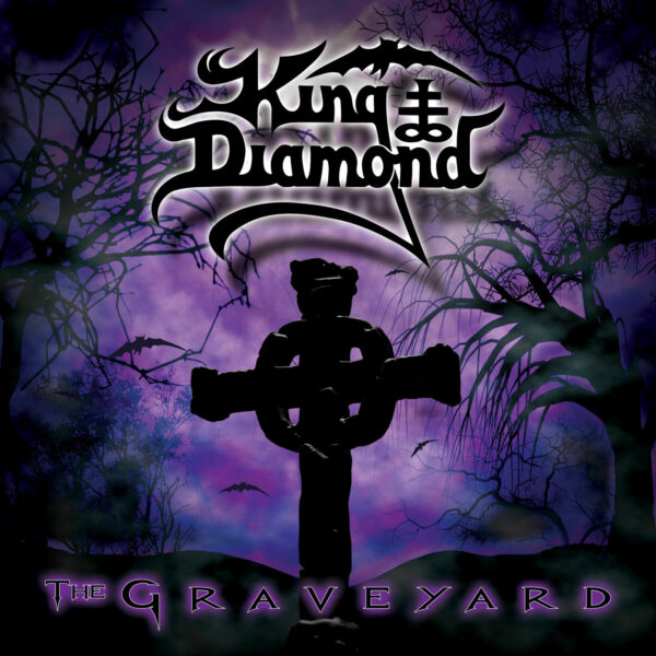 King Diamond - The Graveyard, 2LP, Gatefold, 180gr, LP 1