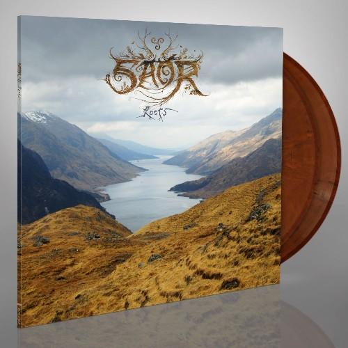 Saor - Roots, LP, Gatefold, Limited Orange/Black Mixed Vinyl, 250 Copies 1