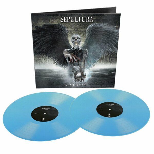 Sepultura - Kairos, 2LP, Gatefold, Limited Turquoise Vinyl, 500 Copies 1