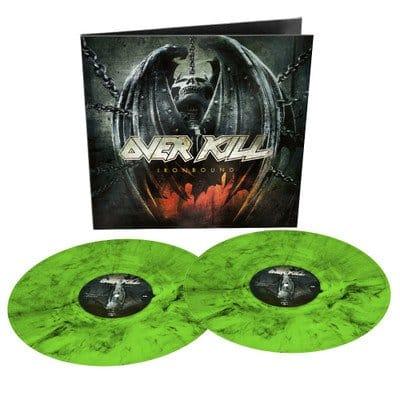 Overkill - Ironbound, 2LP, Gatefold, Limited Green Marbled Vinyl, 500 Copies 1