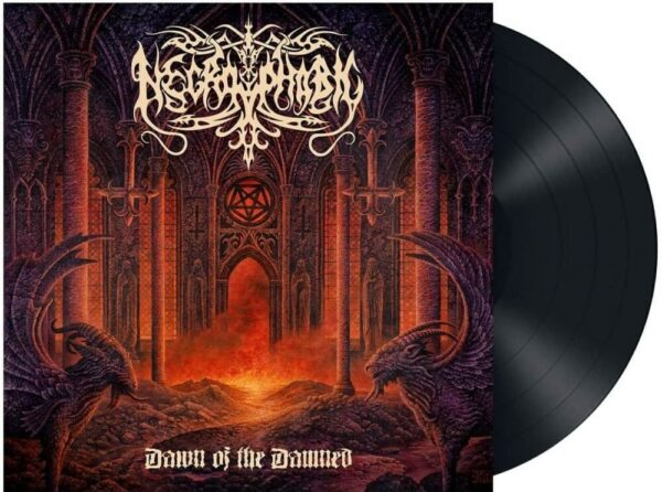 Necrophobic - Dawn of the Damned, Gatefold, 180gr, LP 1