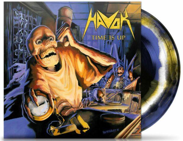 Havok - Time Is Up, Gatefold, Limited Merged Coloured, LP 1