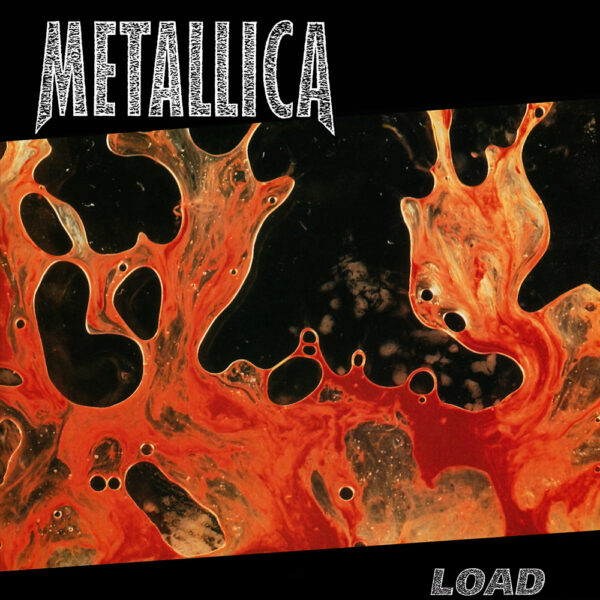 Metallica - Load, 2LP, Gatefold 1