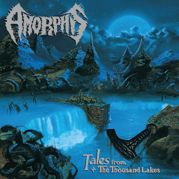 Amorphis - Tales From The Thousand Lakes, Limited Swamp Green With Splatter, 1000 Copies 1