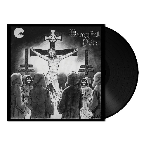 Mercyful Fate - Mercyful Fate, 180gr, LP 1