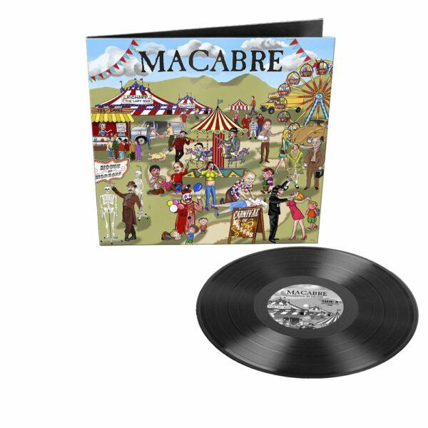 Macabre - Carnival Of Killers, Gatefold, LP 1