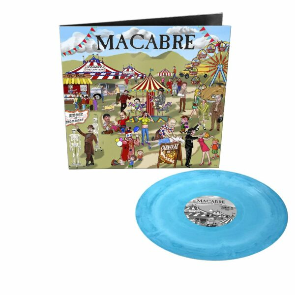 Macabre - Carnival Of Killers, Gatefold, Limited Strangled Sky Edition, 300 Copies, LP 1