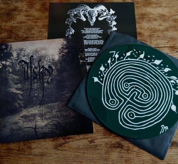 Afsky - Afsky (EP), Limited Green Vinyl 1