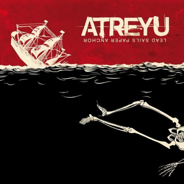 Atreyu - Lead Sail Paper Anchor, Gatefold, 180gr, LP 1