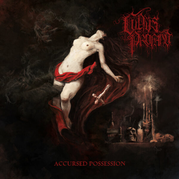 Cultus Profano - Accursed Possession, LP 1