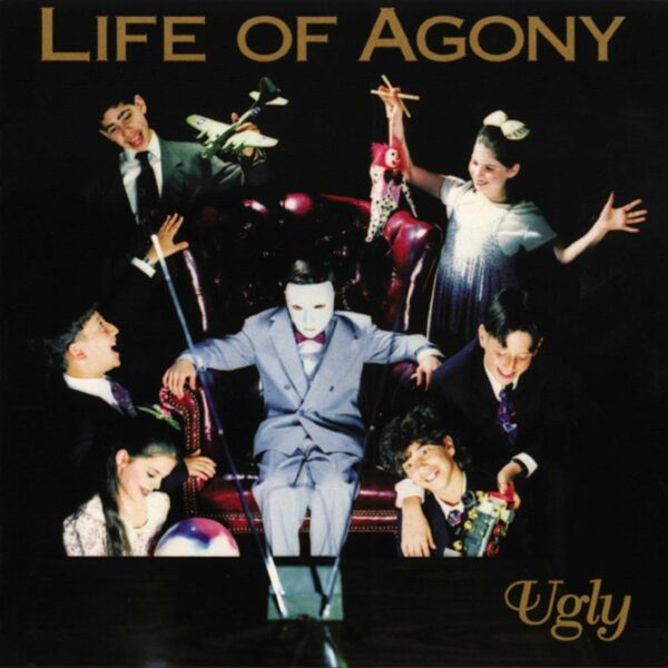Life Of Agony - Ugly, 180gr, LP 1