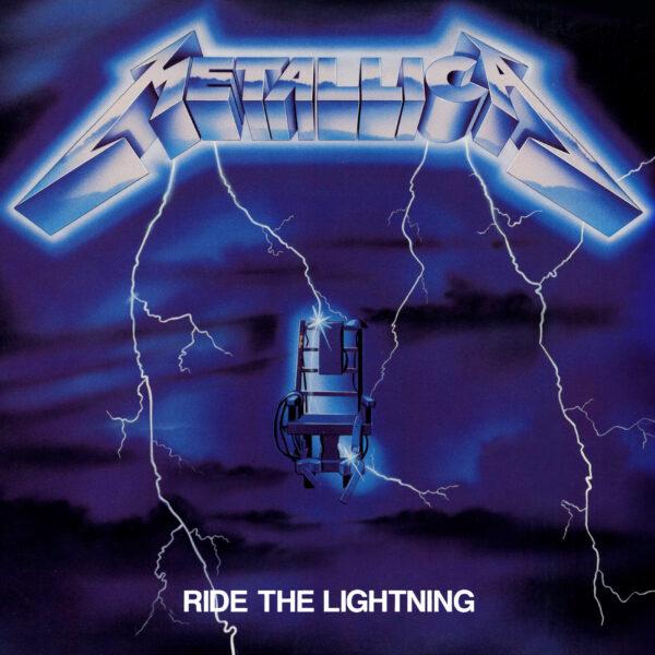 Metallica - Ride The Lightning, Remastered, LP 1