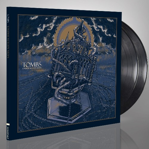 Tombs - Under Sullen Skies, 2LP, Gatefold, Limited 400 Copies, first pressing 1