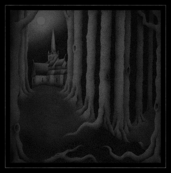 I Myrkri - Black Fortress Of Solitude, LP 1