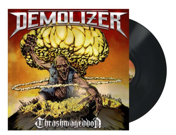 Demolizer - Thrashmageddon, LP 1