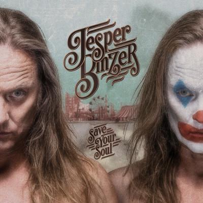 Jesper Binzer- Save Your Soul, Gatefold, Skye Blue Vinyl 1