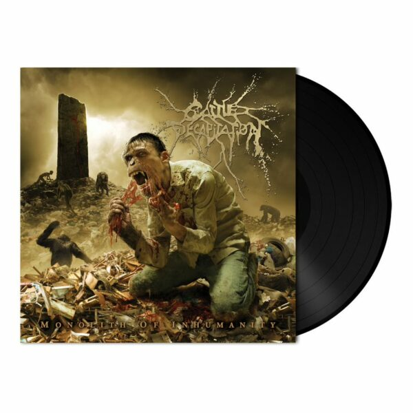 Cattle Decapitation - Monolith Of Inhumanity, Gatefold, 180gr, LP 1