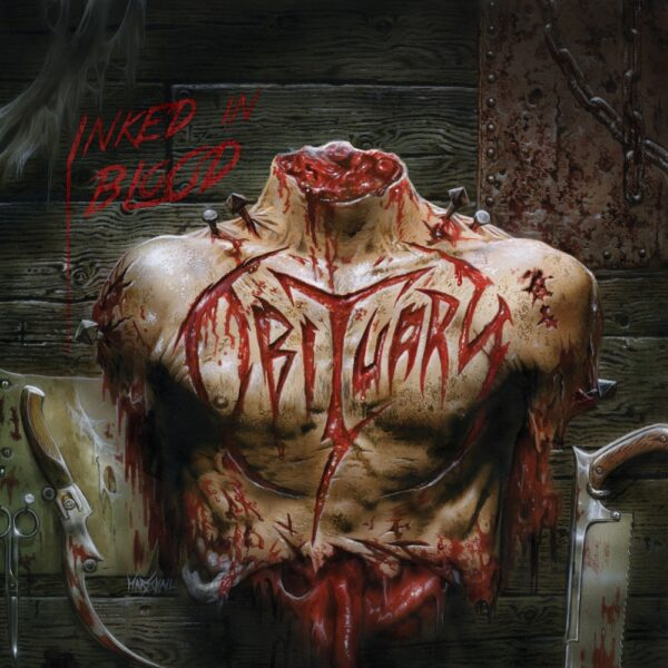 Obituary - Inked In Blood, 2LP, Gatefold 1