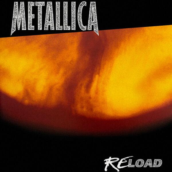 Metallica - Reload, 2LP, Gatefold 1