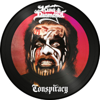 King Diamond - Conspiracy, Limited Picture Vinyl, 2000 Copies 1