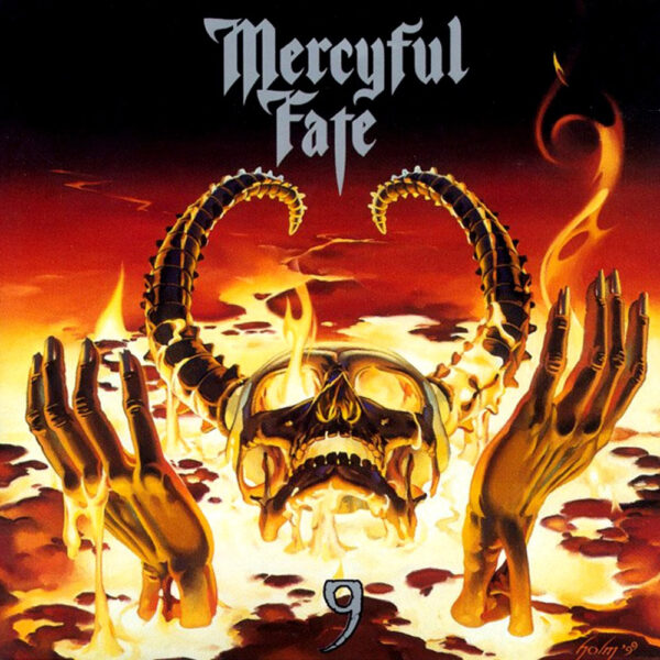 Mercyful Fate - 9, 180gr, LP 1