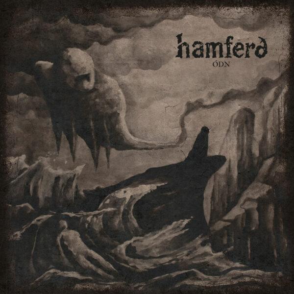 Hamferd - Ódn, Limited White Vinyl, 200 numbered copies 1