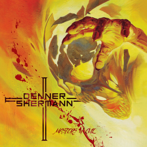 Denner/Shermann - Masters Of Evil, 180gr, LP 1
