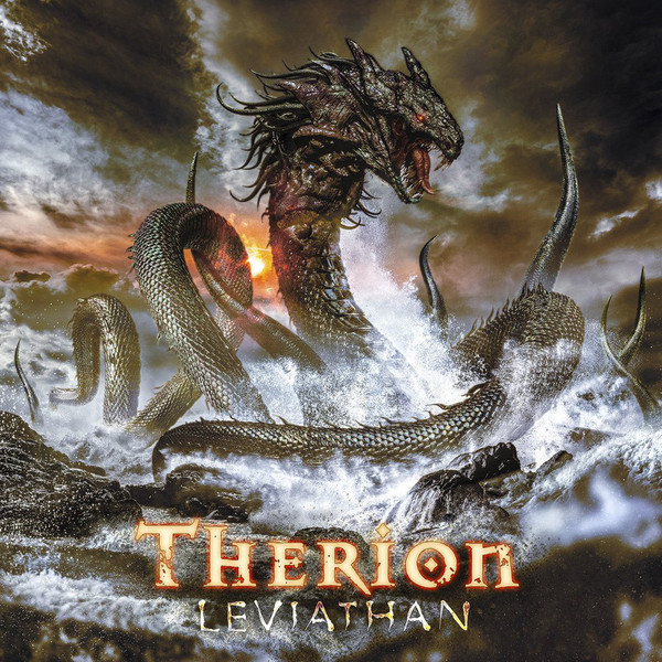Therion - Leviathan, Gatefold, LP 1