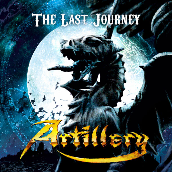 "Artillery - The Last Journey, 7"", Limited 300 copies 1"