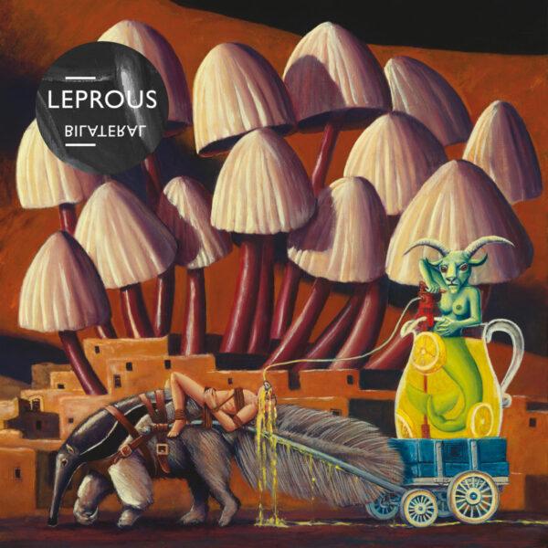 Leprous - Bilateral, 2LP, Gatefold, 180gr, Incl CD 1