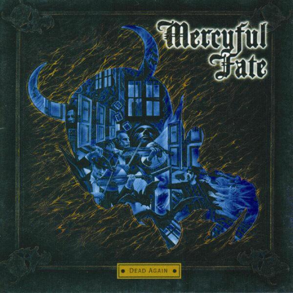 Mercyful Fate - Dead Again, 2LP, Gatefold, 180gr 1