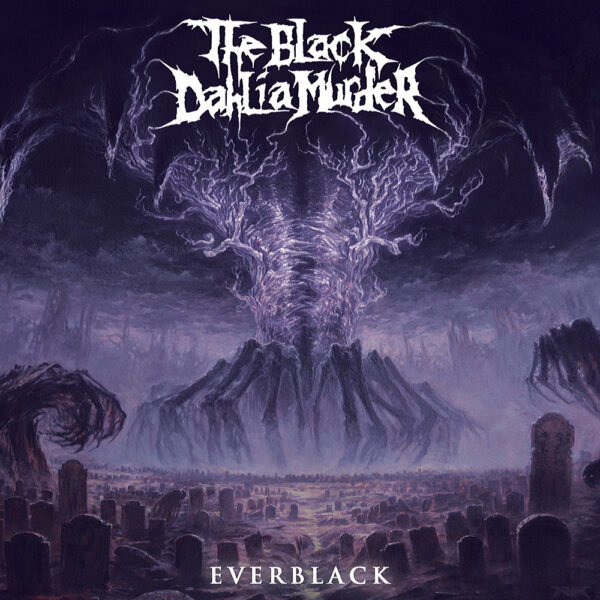 The Black Dahlia Murder - Everblack, Limited Lilac Marbled Vinyl, 200 numbered copies 1