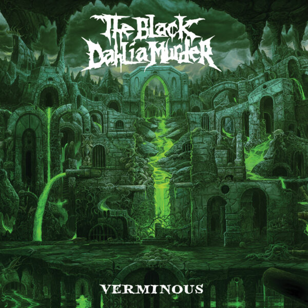 The Black Dahlia Murder - Verminous, Gatefold, Limited White Vinyl, 300 Numbered Copies 1