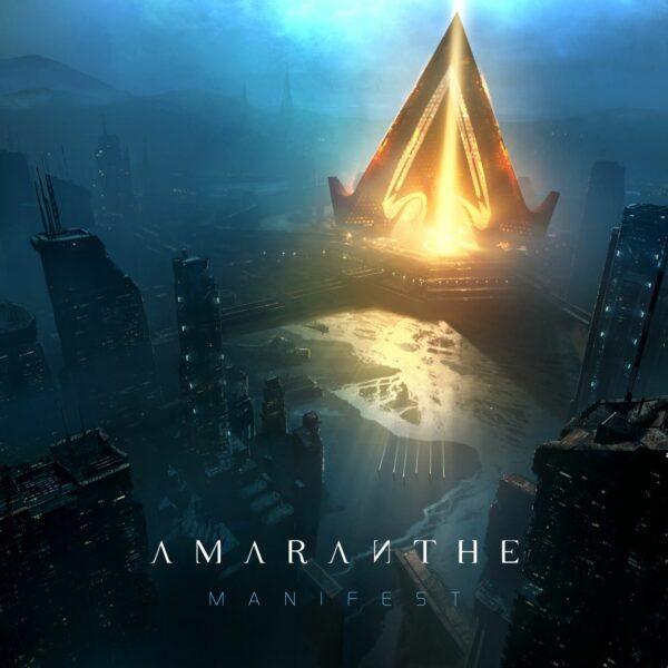 Amaranthe - Manifest, Limited Gold Vinyl, 300 Copies 1