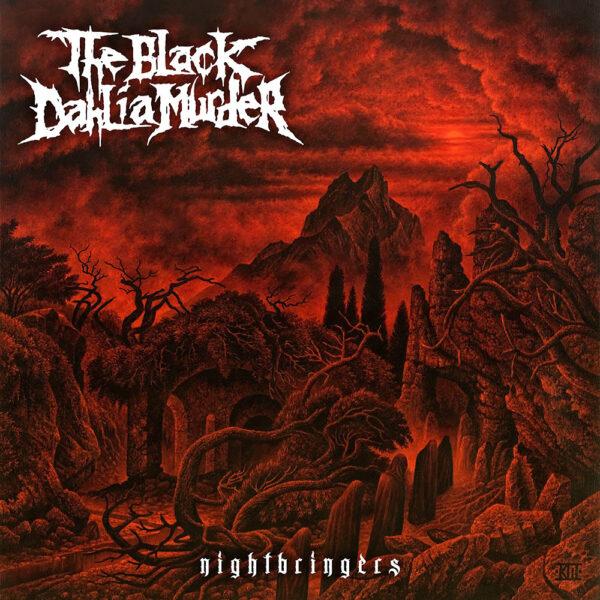 The Black Dahlia Murder - Nightbringers, Limited Signal Orange Vinyl, 300 Numbered Copies 1