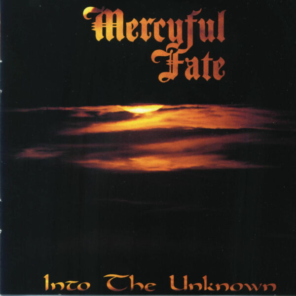 Mercyful Fate - Into The Unknown, 180gr; LP 1