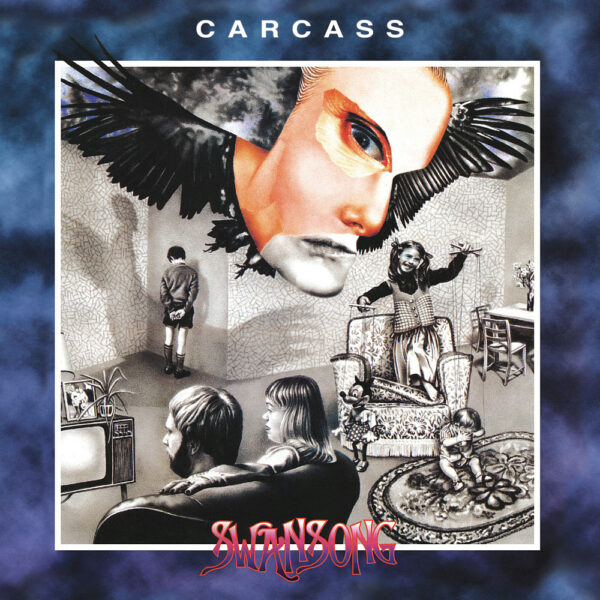 Carcass - Swansong, MMXX Edition, LP 1