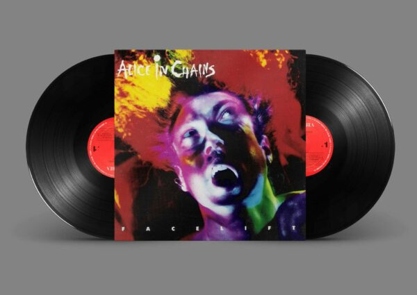 Alice In Chains - Facelift, 2LP, Remastered Original Audio, Incl Download 1