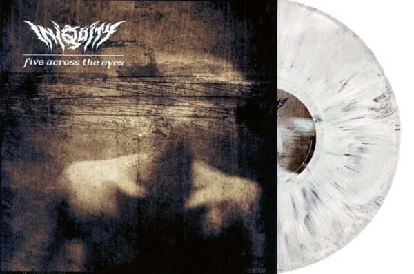 Iniquity - five across the eyes white