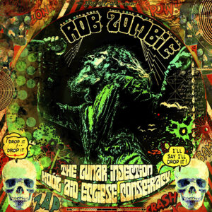 Rob Zombie the lunar injection