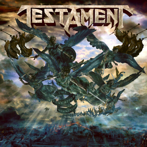 Testament the formation